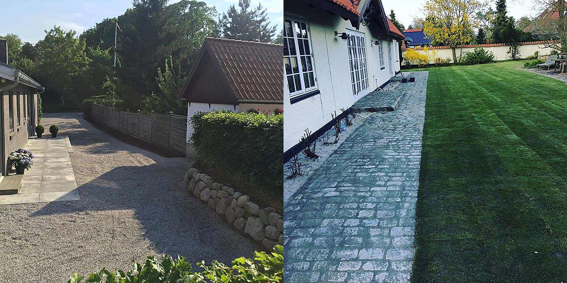 Anlægsgartner Roskilde ordner din have