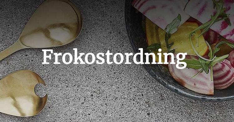 Frokostordning i København med sunde tilvalg