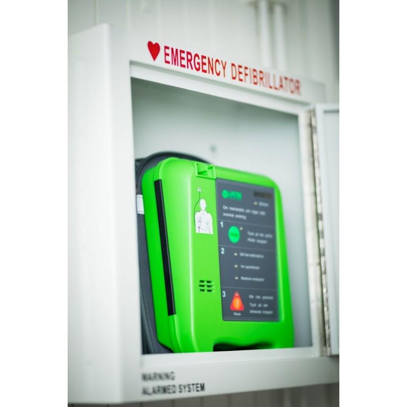 Hjertestarter AED